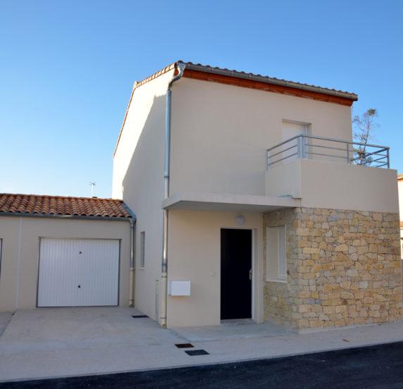 """SEMABATH - Groupe d'habitations """"Le Clos des Lucioles"""" - Gigean"""